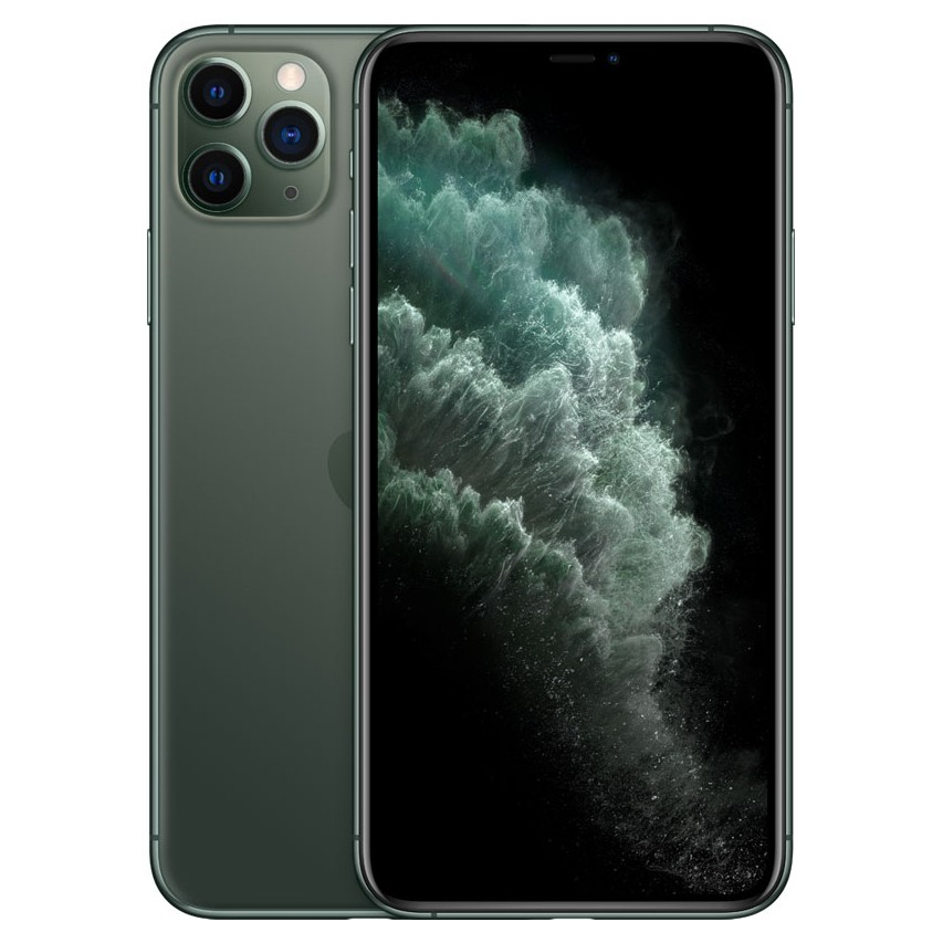 Apple iPhone 11 Pro Max 64gb Midnight Green