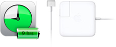 Аккумулятор и питание Macbook
