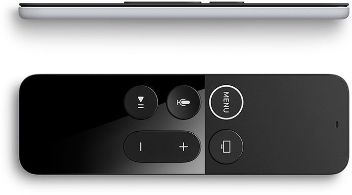 Пульт ДУ Apple TV 4K